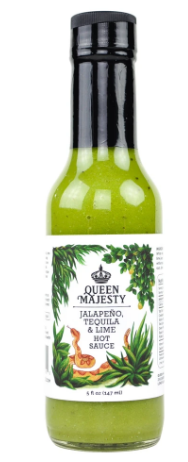 JALAPENO TEQUILA & LIME HOT SAUCE