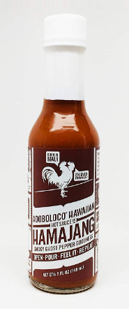 HAMAJANG SMOKED GHOST PEPPER HOT SAUCE