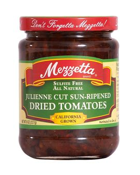 MEZITA SUN DRIED TOMATOES