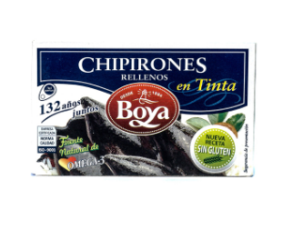 BOYA CHIPIRONES
