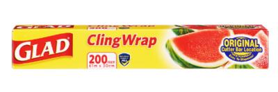 GLAD - CLING WRAP