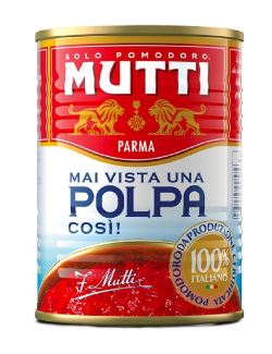 FINELY CHOPPED TOMATOES - MUTTI