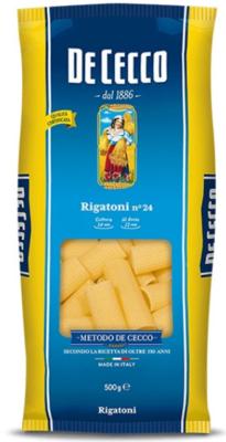 RIGATONI DECECCO - 500 GMS