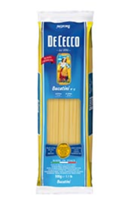BUCATINI - DECECCO - 500 GMS