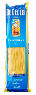CAPELLINI - DECECCO - 500 GMS