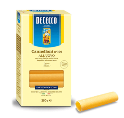 CANNELLONI - DECECCO - 250 GMS
