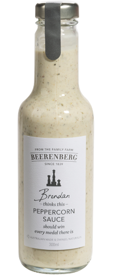 BEERENBERG PEPPERCORN SAUCE