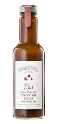 BEERENBERG STICKY RIB SAUCE