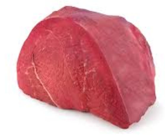 BRAZILIAN BLACK ANGUS KNUCKLE MINCE/CUBES/POT ROAST - $2.50 PER 100 GMS