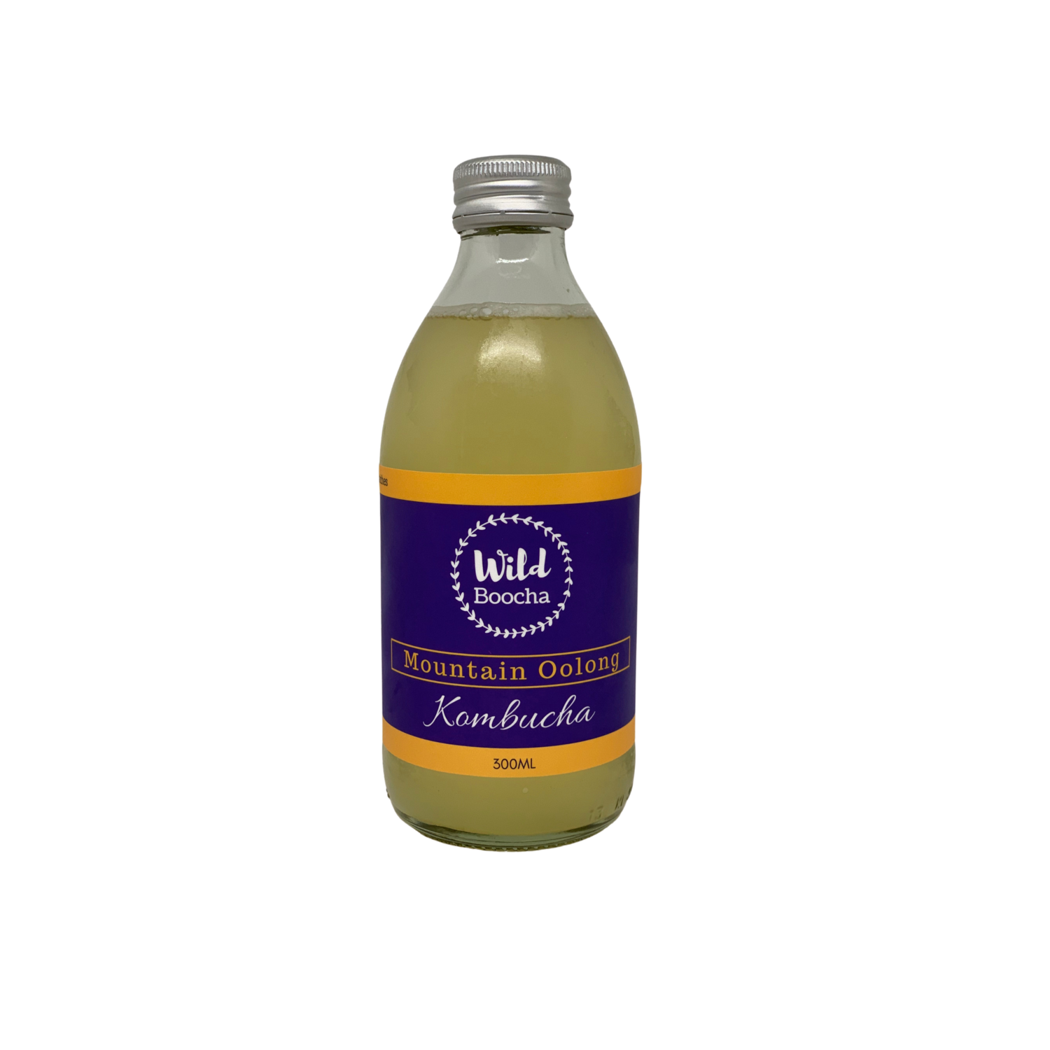 KOMBUCHA - MOUNTAIN OOLONG - $6.50 PER BOTTLE