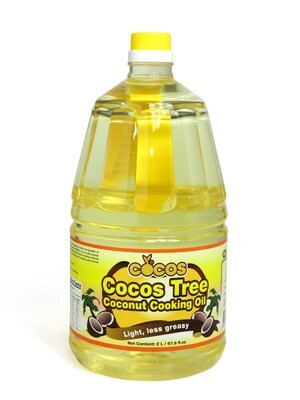 COLD PRESSED COCONUT COOKING OIL - SINGAPORE