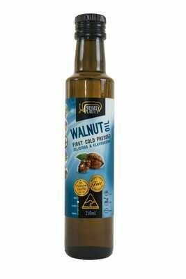 COLD PRESSED WALNUT OIL - AUSTRALIA