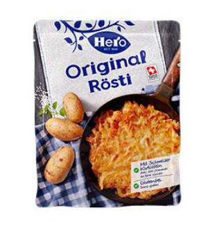 ROSTI - GRATED POTATOES