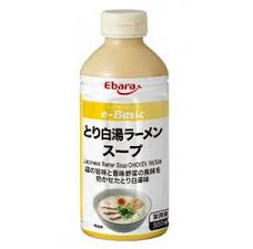 EBARA E - BASIC CHICKEN PAITAN SOUP - 500 ML