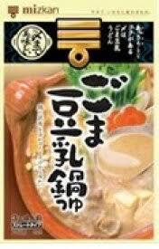 MIZKAN GOMA TONYU NABE TSUYU STRAIGHT - 750 GMS