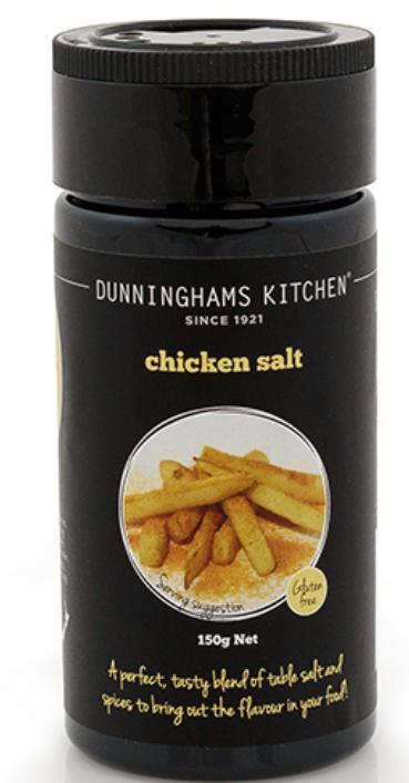 CHICKEN SALT DRY RUBS - NZL