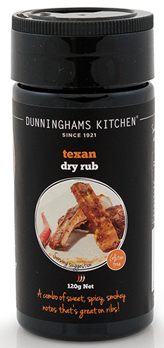 TEXAN DRY RUB - NZL