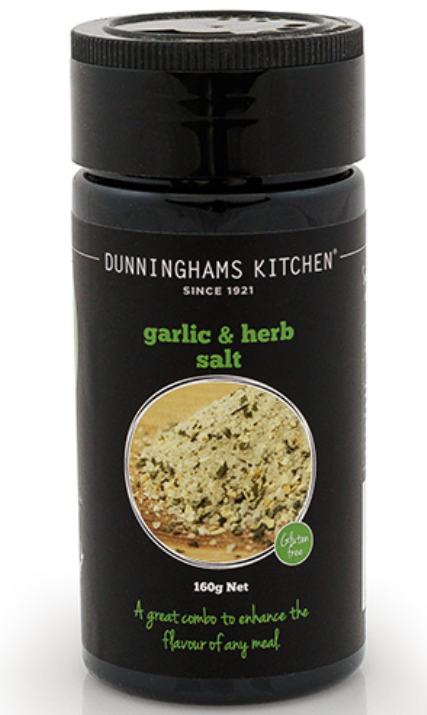 GARLIC SALT & HERB DRY RUB - NZL