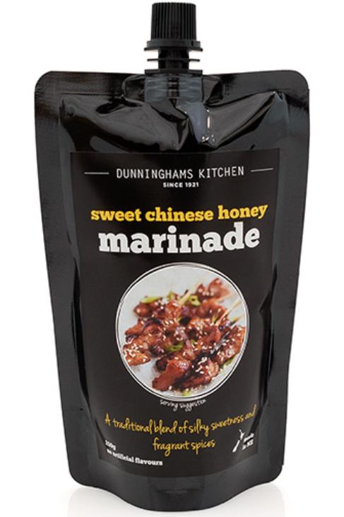 SWEET CHINESE HONEY MARINADE