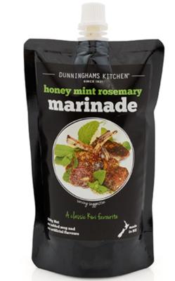 HONEY MINT MARINADES - NZL
