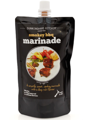SMOKY BBQ MARINADE - NZL
