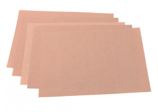 PEACH PAPER SHEETS