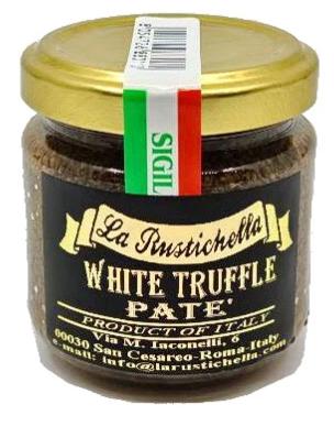 WHITE TRUFFLE PATE