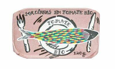LA GONDOLA SARDINES EM TOMATE BIO
