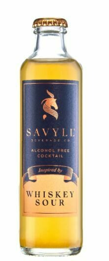 ALCOHOL FREE- SAVYLL WHISKY SOUR