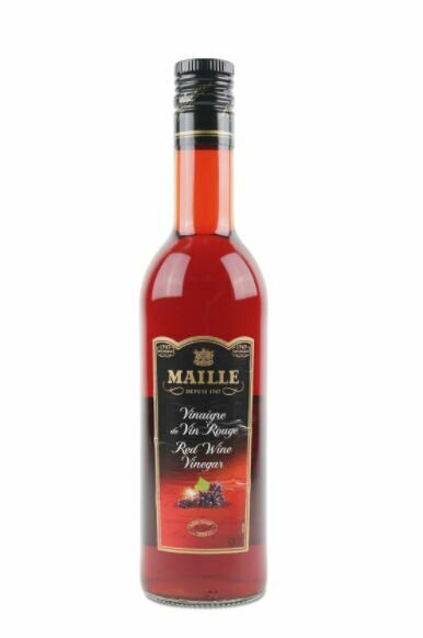 MAILLE RED WINE VINEGAR, 500ML