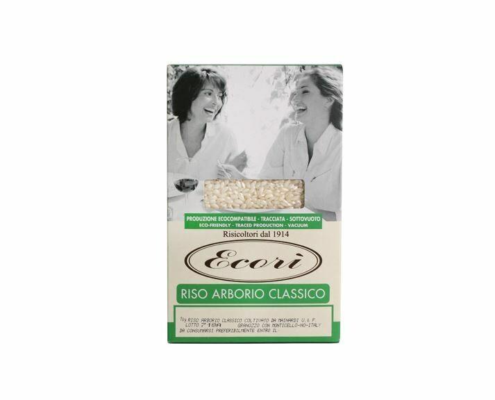 ECORI ITALIAN RISO ARBORIO 1KG