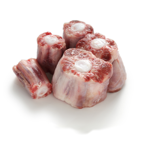 BEEF OXTAIL 1 INCH CUT- AUSTRALIA - $2.35 PER 100 GMS