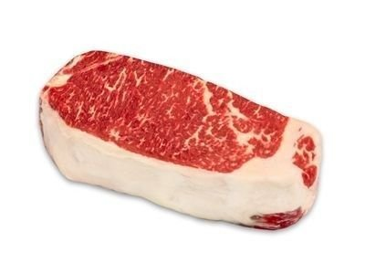 USDA PRIME GRADE STRIP-LOIN - USA - $6.90 PER 100 GMS
