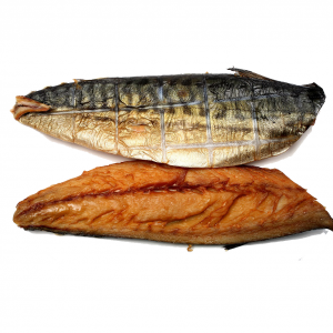 SMOKED MACKEREL FILLETS - NORWAY - $3.60 PER 100 GMS