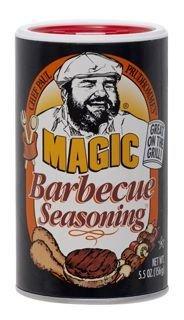 BBQ MAGIC - $25.00
