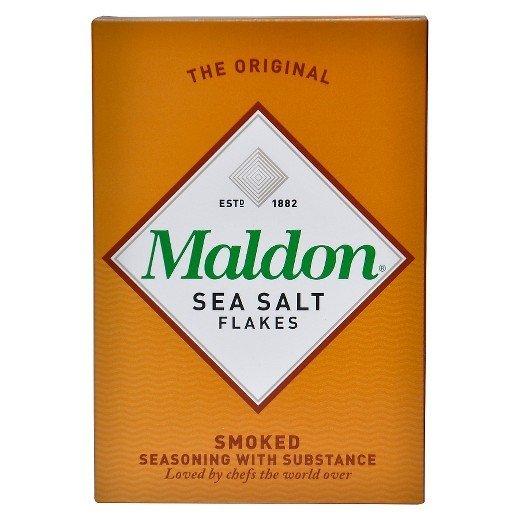 MALDON SMOKED SEA SALT FLAKES ORIGINAL -$5.80