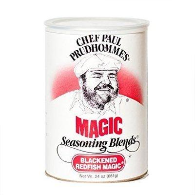 BLACKENED REDFISH MAGIC - $25.00