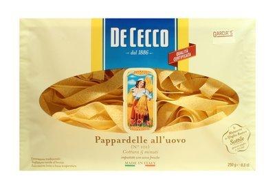 PAPPARDELLE DECECCO - $4.20 PER BOX