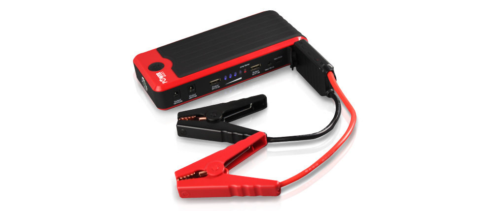 16500 mAh Powervault , Power bank Jump starter