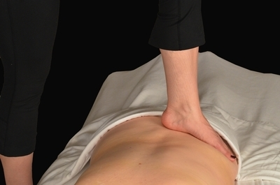 Prepay for Ashiatsu Barefoot Bar Therapy-Click for pricing options