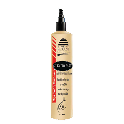Silky Dry Fast Treatment (Leave-In) (Blow Out) (8oz*)