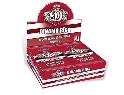 """""""DINAMO RIGA 2019"""" бокс 20 упаковок"""