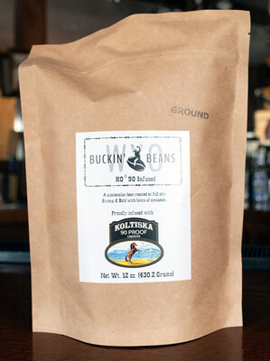 Koltiska Coffee Beans-Ground