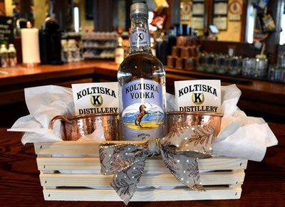 Kolltiska Vodka Gift Set (In Store Pickup ONLY)