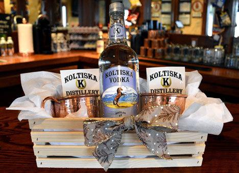 Kolltiska Vodka Gift Set (In Store Pickup ONLY)