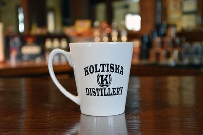 Koltiska Coffee Mug White
