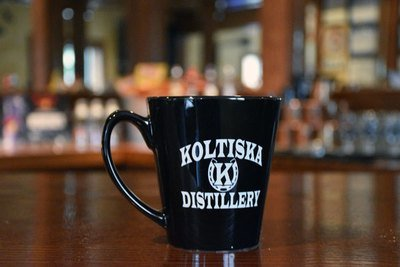 Koltiska Coffee Mug Black