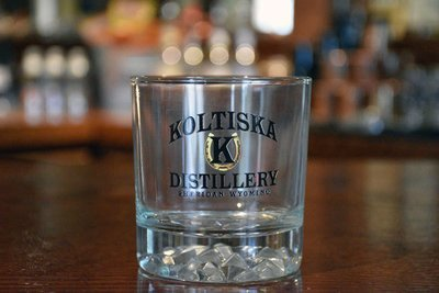 Koltiska Distillery Rocks Glass