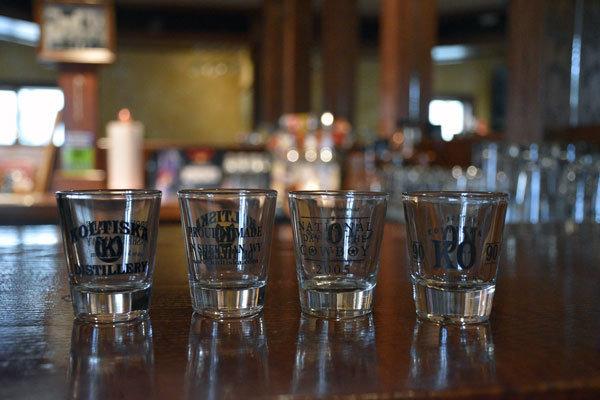 KO Shot Glass