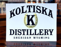 Koltiska Distillery Sticker Large